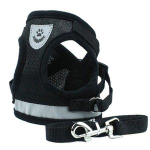 Pet Walking Jacket Harness and Leash
